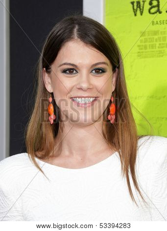 LOS ANGELES - SEP 10:  Lindsey Shaw arrives to the