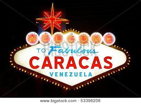 Welcome to Fabulous Caracas