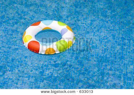 Juguete de la piscina