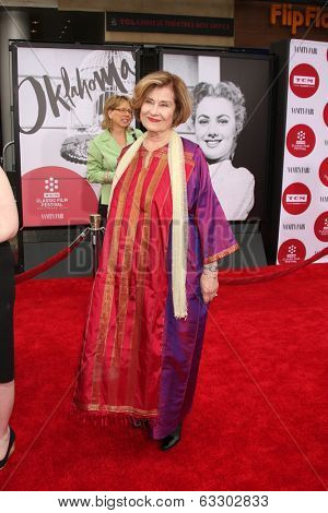 LOS ANGELES - APR 10:  DIane Baker at the