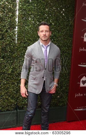 LOS ANGELES - APR 13:  Ian Bohen at the John Varvatos 11th Annual Stuart House Benefit at  John Varvatos Boutique on April 13, 2014 in West Hollywood, CA