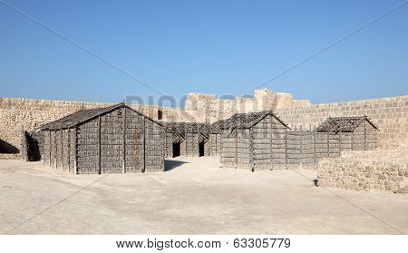 Fort Of Bahrain, Middle East