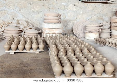 Traditional Pottery