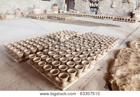 Hand Made Amphoras