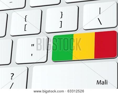 Malian flag