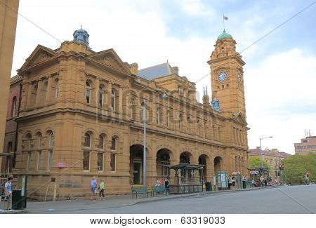 Old post office Hobart