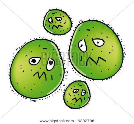Virus Germs