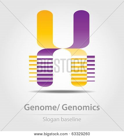 Genome Analysis,genomics Business Icon