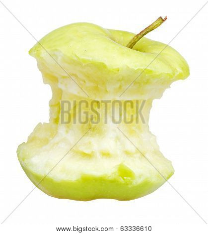 End Of Granny Smith Apple