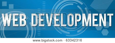 Web Development Business Background Banner