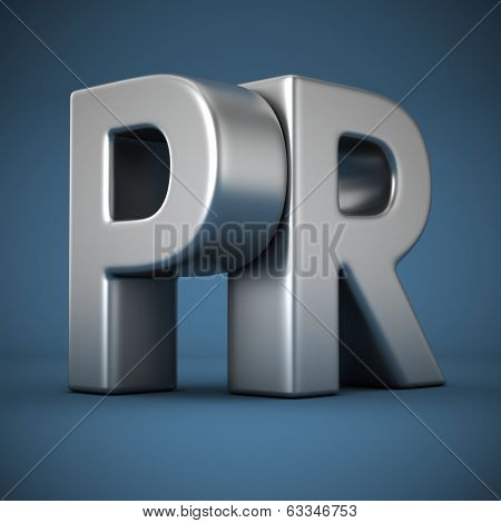 Pr On Blue