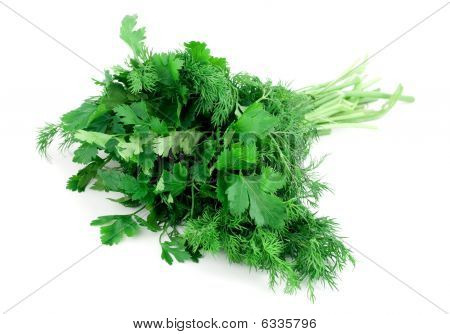Dill Parsley To Spices