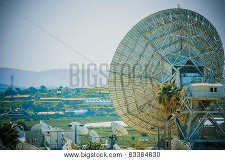 radar station in Israel