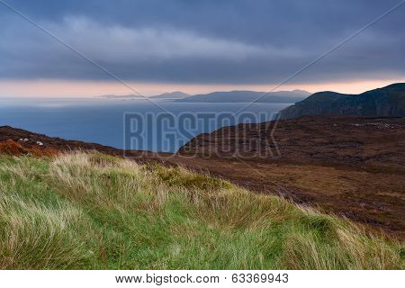 View From Horn Head, Donegal, Ireland