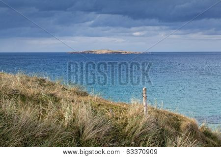 Donegal Coast Scenery