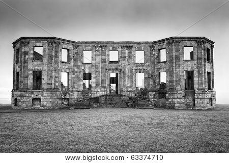Bishop's Palace Ruins, Northern Ireland