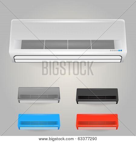 Illustration of conditioners