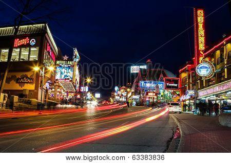 Niagara Falls Centre Street