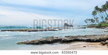 Seascape And Sky
