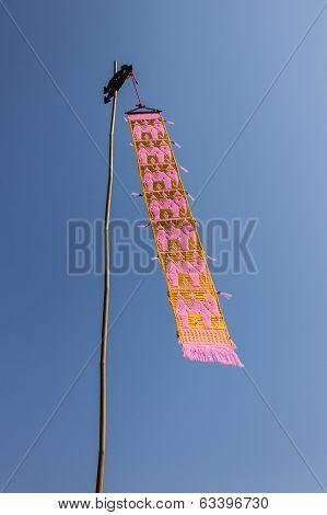 Beauty Flag Lanna Style , Tung