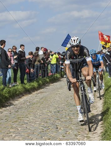 Tom Boonen Paris-roubaix 2014