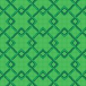 Cross stitch square geometric pattern seamless