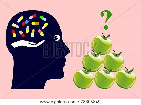 Apples Or Pills