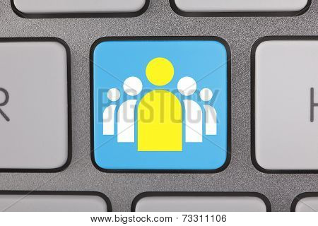 Yellow Social Networking