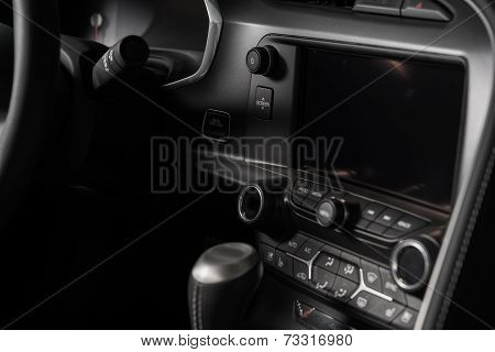 Multimedia Car Console