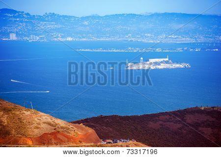 Alcatraz In San Francisco Bay