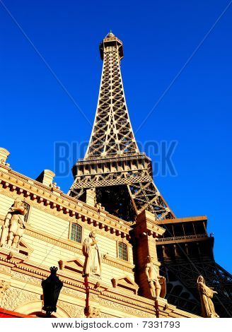 Eiffel Tower Hotel Casino, Las Vegas, Nevada