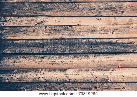 Vintage Planks Backdrop