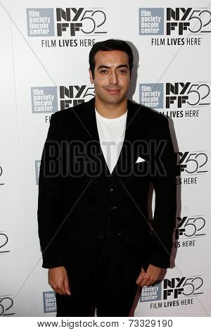 NEW YORK-OCT 5: Producer Mohammed Al Turki attends the premiere of