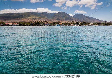 Coast Of Maui