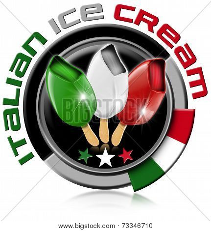 Icon Italian Ice Cream