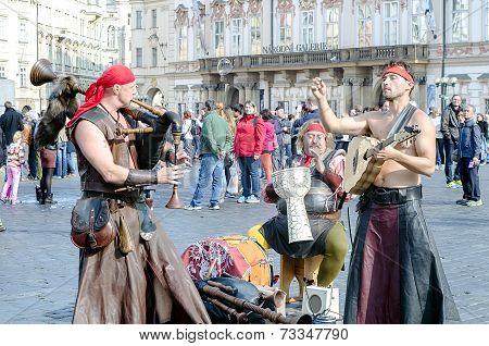 Period Musicians