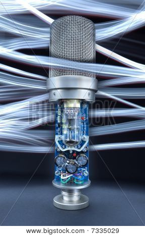 Tube Microphone