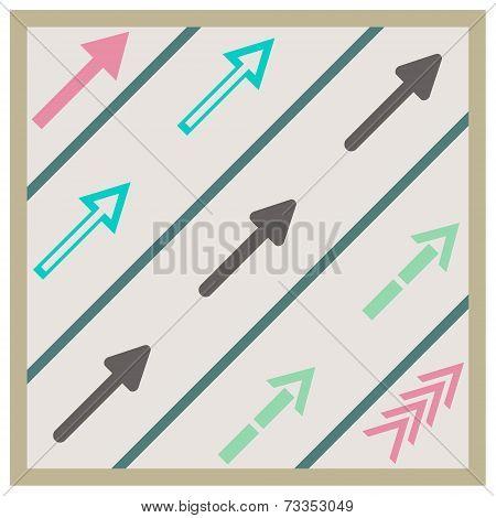 Road Arrows Set