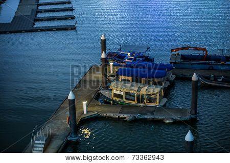 River Cruise Taxi Singapore