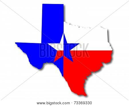 Texan Background