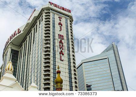 Trump Taj Mahal Hotel & Casino