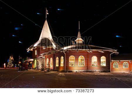 .santa Claus Village
