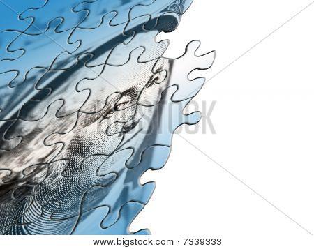 American Dollar Puzzle