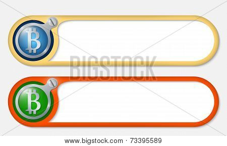 Vector Buttons With Screw