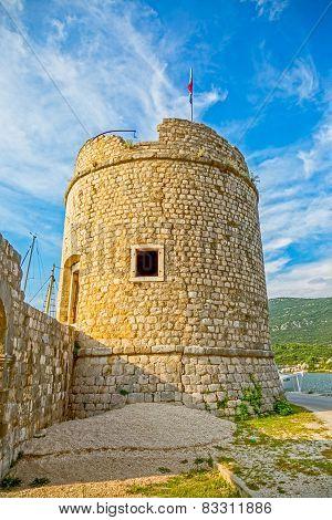 Mali Ston tower