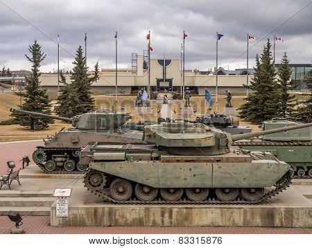 Military Museums, Calgary