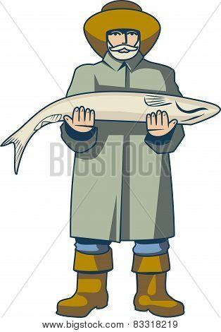 Occupation fisherman