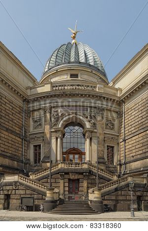 Dresden Academy of Arts Saxony Germany