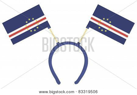 Witty Headdress Flags Cape Verde