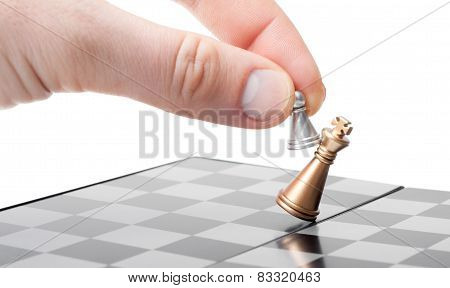 A Pawn In The Hand Wins The King